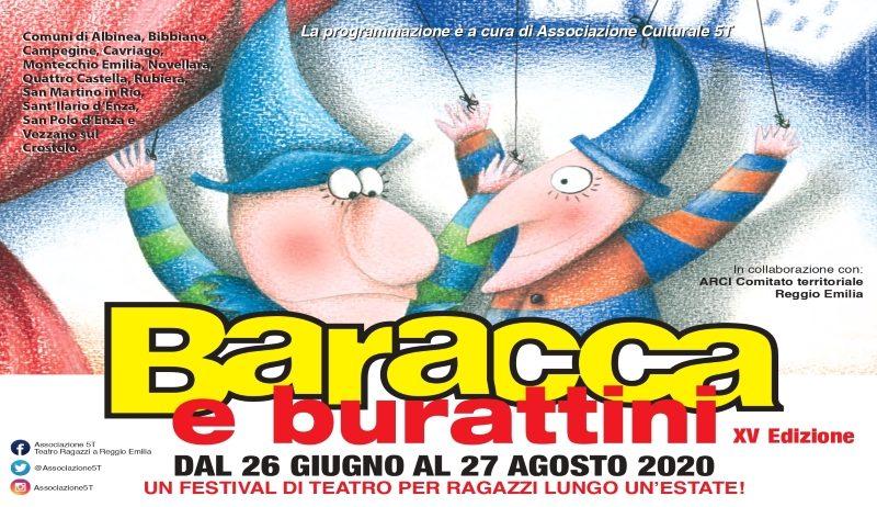 BARACCA E BURATTINI: COME PRENOTARE